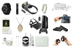 20 Best Christmas Gift Ideas for Tech & Gadget Lovers 2016: If you are looking for cool gift ideas for your geeky husband, wife, boyfriend, girlfriend, father, mother, brother, sister or yourself, look no further. We have compiled The 20 Best Christmas Gift Ideas for Tech & Gadget Lovers!