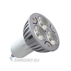 LED bodová žiarovka - KLASIK - GU10, 9W, biela Engagement Rings, Led, Jewelry, Enagement Rings, Wedding Rings, Jewlery, Jewerly, Schmuck, Jewels