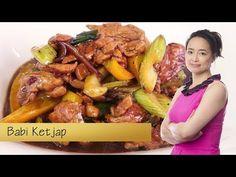 Zelf Babi Ketjap maken (varkensvlees met ketjapsaus) - YouTube