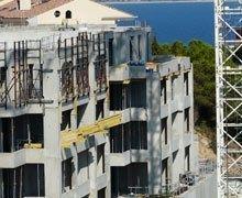 La construction de logements neufs en France a progressé de 157% en 2017
