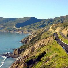 Breathtaking views of the coast! The Tijuana-Ensenada Scenic road is an experience by itself! #BajaCalifornia awaits! Let your adventure begin www.discoverbajacalifornia.com (Adventure by jakobvillela)