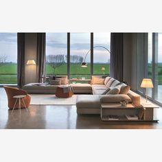 Scott by Zanotta | Master Meubel, design meubelen en interieur inrichting
