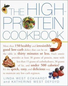 12 Fitness Cookbooks You Should Own - The High Protein Cookbook