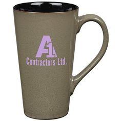 Enjoy some serenity with these custom café mugs!