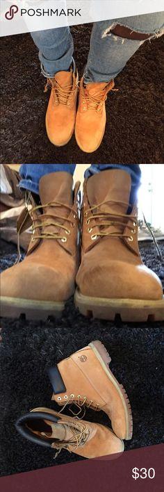 Men's timberlands Men's size 15 timbs.. Timberland Shoes