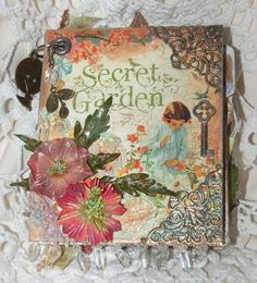 Zuzu's Petals 'n' Stuff: Secret garden album.