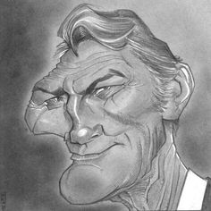 Jack Palance... by Theo.