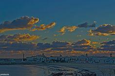 Panoramica de Rota (Cádiz)