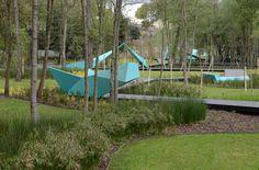 Santo Tirso, Parque Ribeiro do Matadouro. Oh!LAND