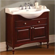 Narrow Depth Pedestal Sink : ... bathroom small narrow bathroom narrow depth bathroom vanity small