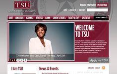 Actress Viola Davis speaks at TSU.
