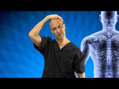 Self Correcting Exercise for Torticollis (Neck Pain & Pinched Nerve) / Dr Mandell - YouTube