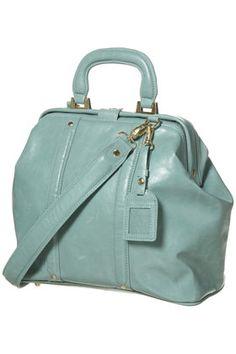 Mint Frame Doctors Bag