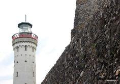 Leuchtturm und Hafenmauer Pisa, Social Media Marketing, Germany, Bamberg, Lighthouse, Deutsch