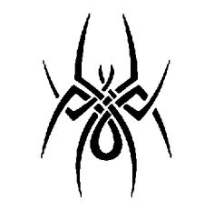 tattoos-photos.blogspot.com.tribal-tattoo-spider-25.gif (354×348)
