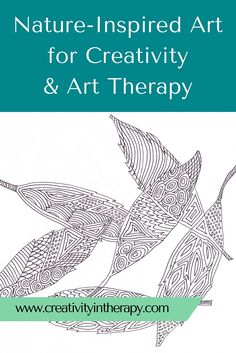Art therapy assignments