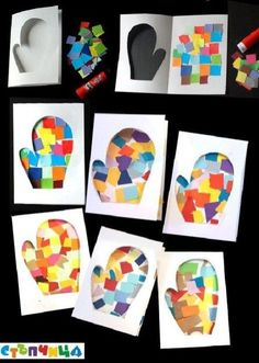 Best DIY Winter Art Projects for Kindergarten that Kids will Love Picture 42