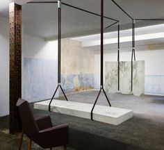 Visionary Office, by Ramy Fischler  Armel Soyer galery