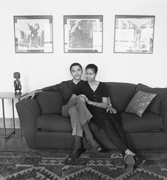 On May Mariana Cook visited Barack and Michelle Obama in Hyde Park as part of a photography project on couples in America. Portfolio by Mariana Cook Archives - The New Yorker
