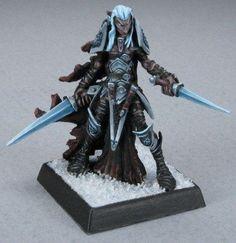 Reaper Miniatures Dark Elf Warrior 14570