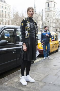 Veronika Heilbrunner - icon of Berlin fashion