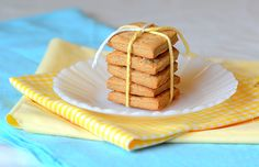 Whole Wheat Graham Crackers Recipe