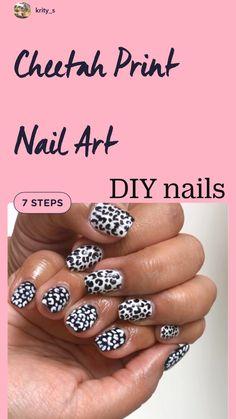 Classy Fashion Tips .Classy Fashion Tips Easter Nail Designs, Nail Designs Spring, French Nails, Bee Nails, Nail Art Designs Videos, Diy Nail Designs, Gel Nail Polish Designs, Cheetah Nail Designs, Cheetah Nails
