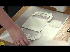Letter Press with Card Demo Letter Press, Spellbinders Cards, Create And Craft, Die Cutting, Emboss, Card Making, Tutorials, Lettering, Future