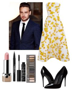 """Festival of Cannes 2016 with Liam"" by emma-horan-73 on Polyvore featuring mode, Microsoft, The 2nd Skin Co., Dolce&Gabbana, Urban Decay, NARS Cosmetics, Trish McEvoy et Marc Jacobs"