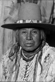 Jobe Charley - Yakama - circa 1950