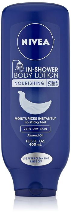 I am hyper about this new body lotion - it is mean to put on in while in the shower! Keep your skin super hydrated! Anyone try it yet?