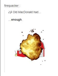 Ye Olde MacDonald... Today is #fun day. Get biggest #funny #memes #funny_memes #funny_gif #funny_pictures #funny_photos #funniest in here. Get #humor Pic in here.