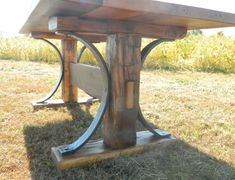 Neat Old Farm Table