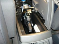 Wanna hide a gun in your car? Here's a few ideas (30 Photos) | Alternative