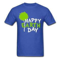 Earth Day Teacher Shirt | Happy Earth Day | Men's Teacher Shirt