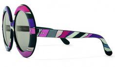 Fierce! Emilio Pucci Sunglasses, France c. 1965