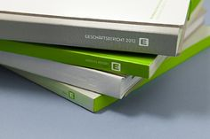 Energie Steiermark Annual Report 2012 - Publishing by moodley brand identity , via Behance