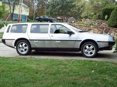DeLorean Station Wagon
