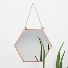 Looking for a new mirror? This engraved hanging geometric copper mirror will add some personality to your home. Get it from Lisa Angel with Free Worldwide Delivery on Every Order. Copper Bedroom Accessories, Wall Accessories, Kitchen Accessories, Small Mirrors, Mirrored Bedroom Furniture, Copper Furniture, Copper Mirror, Copper Wall Decor, Art