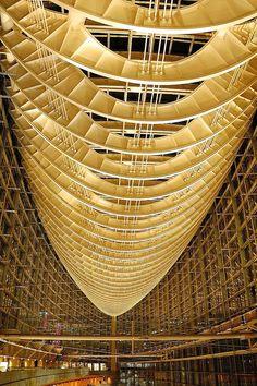 Ship ceiling...? by erikomoket, via Flickr