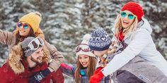 Schnee und Kälte: Jetzt herrscht das ideale Wetter, um den Körper mit leichtem Sport fit zu machen. 15 Gründe, warum Outdoor-Sport eine gute Idee ist.