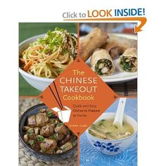 Hmmmm.... The Chinese Takeout Cookbook: Quick and Easy Dishes to Prepare at Home: