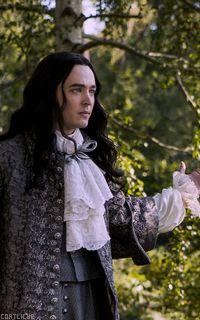 Alexander Vlahos as Phillipe de Orleans - Versailles (2015- )