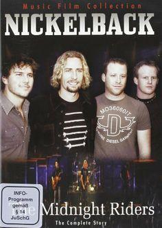 Nickelback - The Midnight Riders DVD ~ Nickelback, http://www.amazon.de/dp/B000LRZ0WA/ref=cm_sw_r_pi_dp_Eebstb127411J