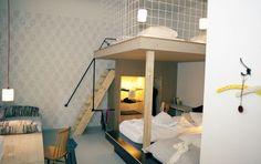 Schönes, großzügiges Hochbett