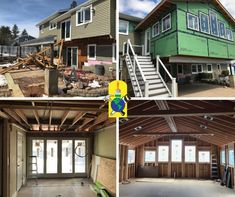 Latest update on the kitchen addition. It is coming along nicely! - Check it out! -  (914) 941-7448 ⚒ colormyworldinc.com . . . #ColorMyWorldINC #Renovation #Briarcliffmanor #NewYork #Bathroomremodel #Reno #DreamHome #HomeContractor #Westchester #KitchenReno #Contractor #LicensedContractor