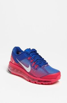 Nike 'Air Max  2013 Premium' Running Shoe (Women) available at #Nordstrom