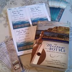 Bookplates signed by all five authors! Limited number to be given away via author e-newsletters.