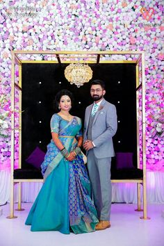 Saree as half Saree Lehanga Saree, Lehenga Saree Design, Saree Gown, Lahenga, Lehenga Designs, Silk Sarees, Half Saree Designs, Bridal Blouse Designs, Saree Blouse Patterns