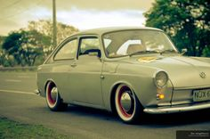 VW type3 fastback